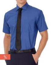 Men´s Poplin Shirt Heritage Short Sleeve