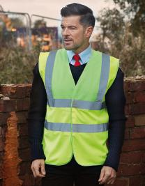 High Visibility 2 Bands & Braces Waistcoat
