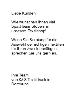 ks textildruck